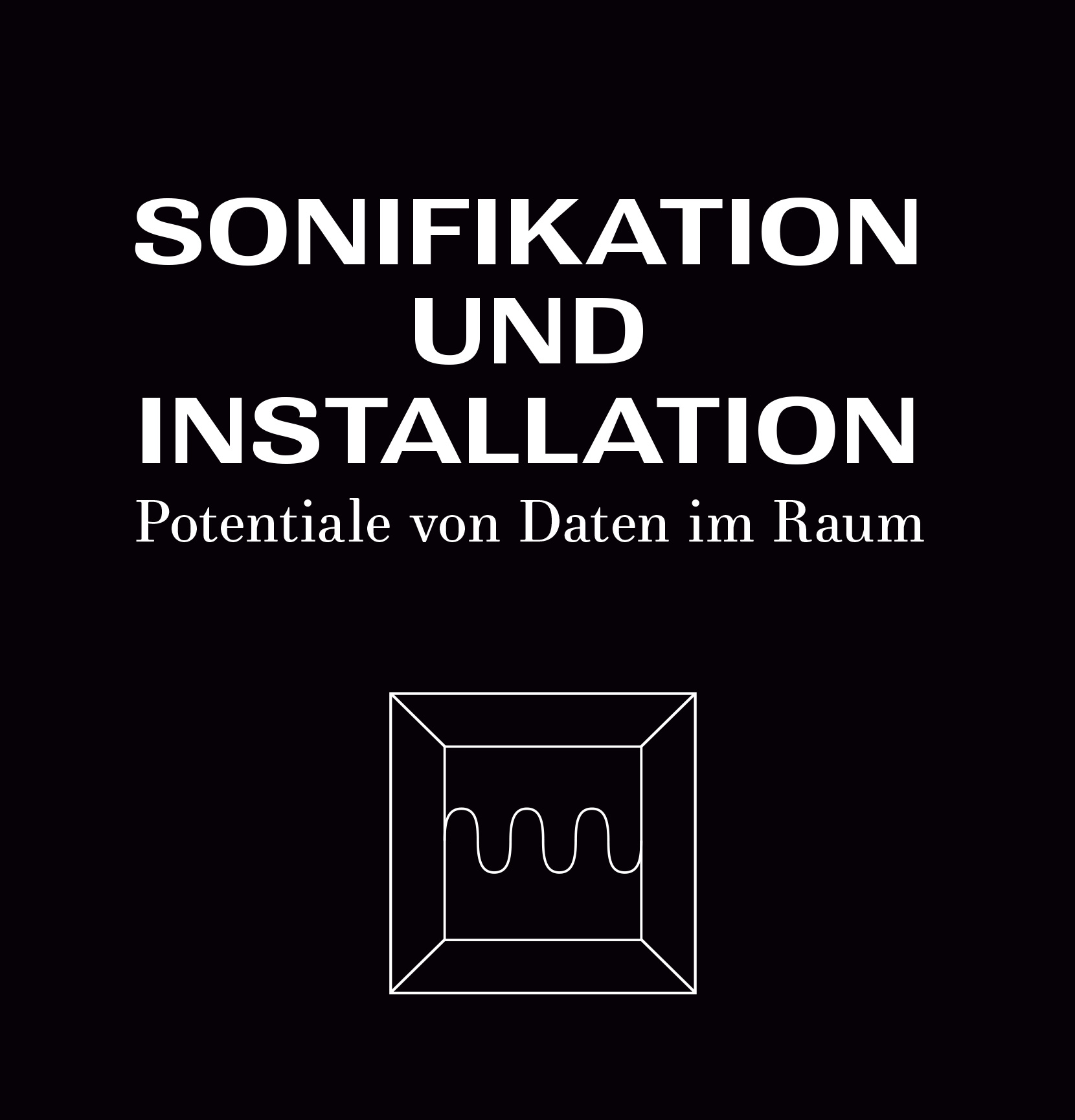 daten audiovisuell sonifikation