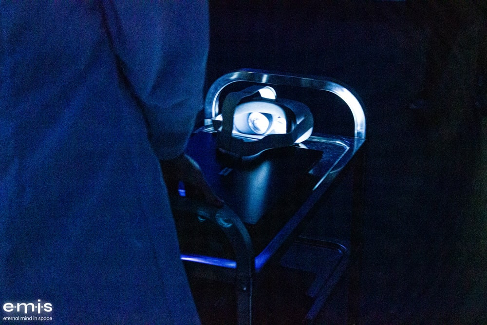 try emis now vr theater experience